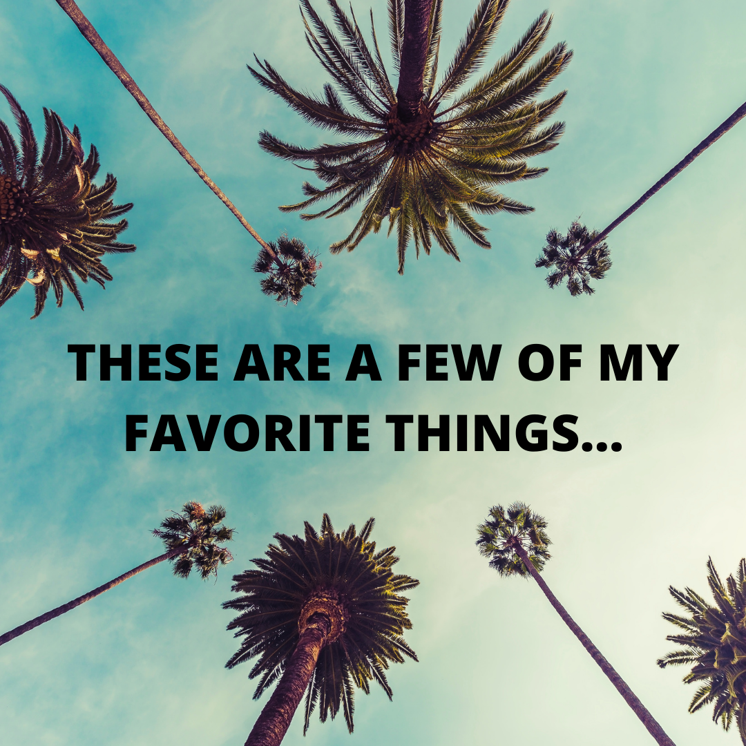 Favorite things about being a therapist